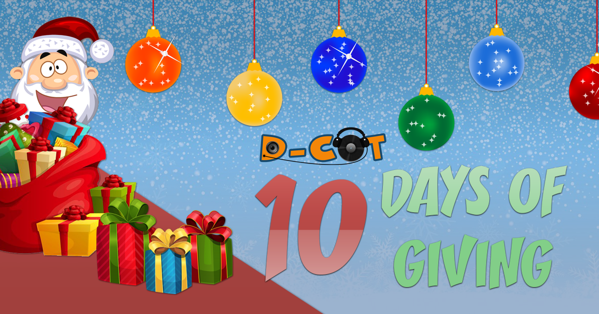 Christmas Event 2017 - 10 Days of Giving