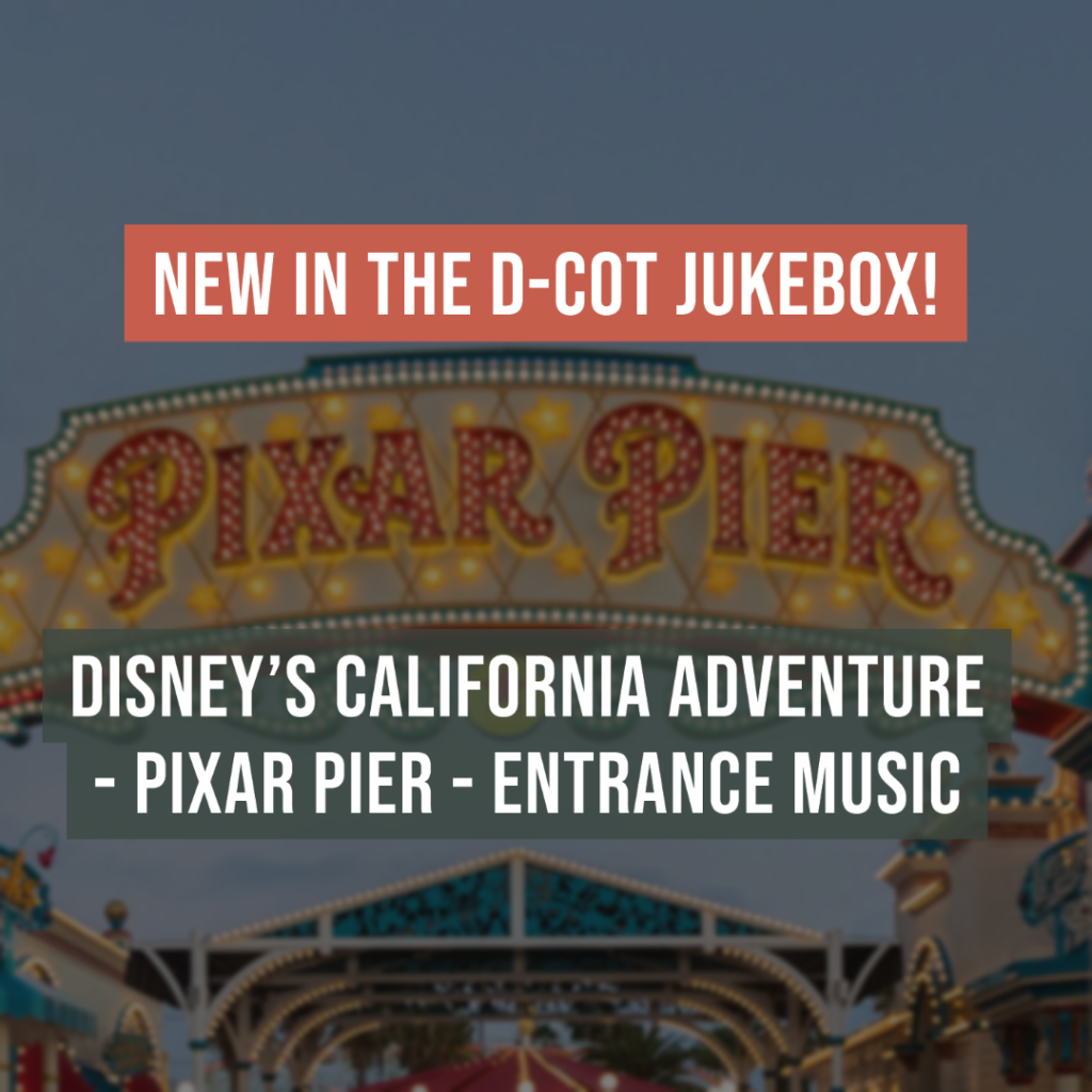 New music in the jukebox!