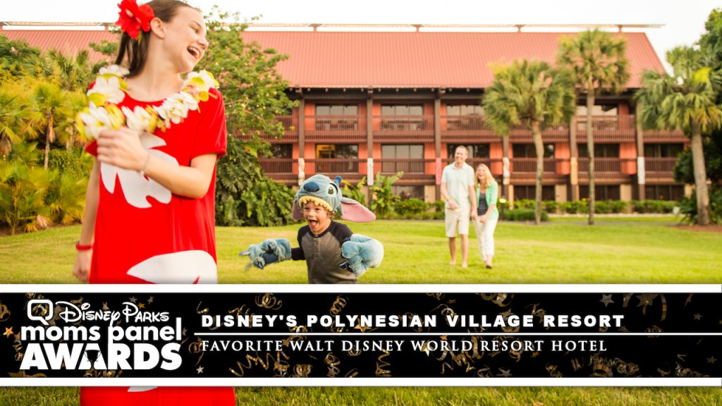 Favorite Resort: Polynesian