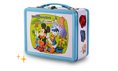 D23's New Collector Lunchbox