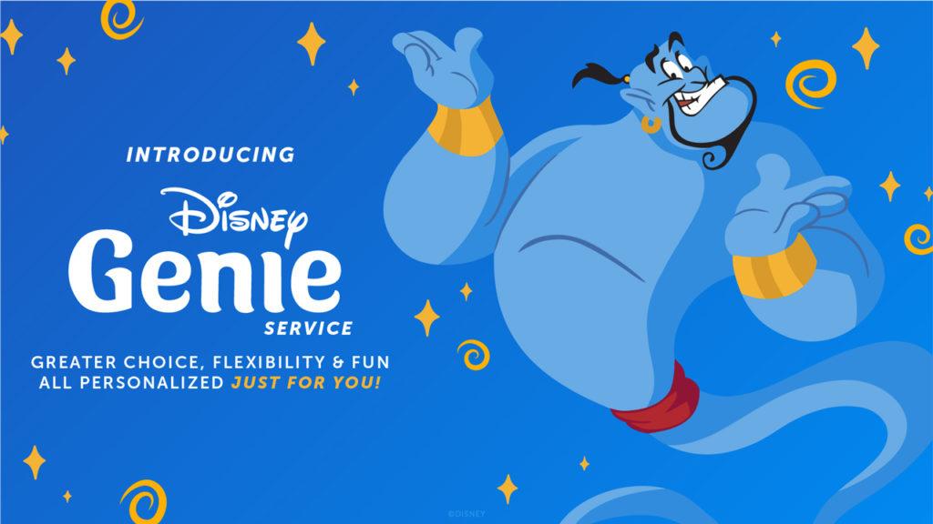Disney Genie System