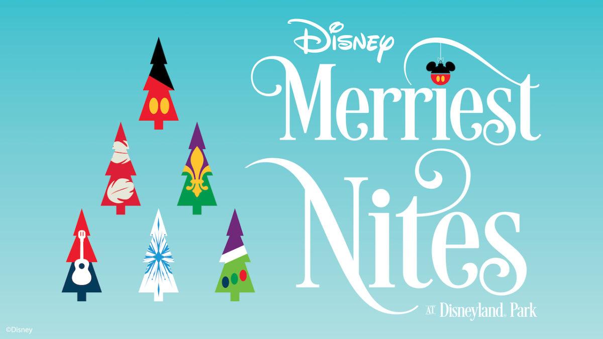 Disney Merriest Nites Event Coming to Disneyland Park This Holiday Season