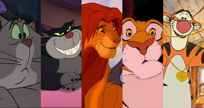 Disney Movie Cats