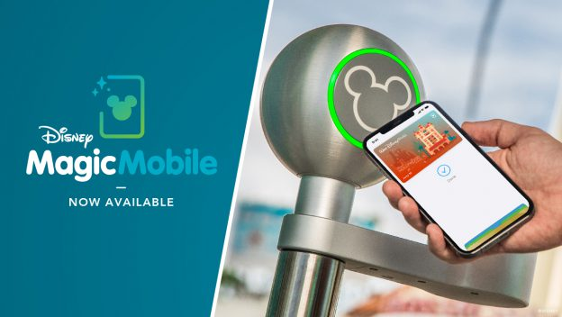 Disney launched MagicMobile