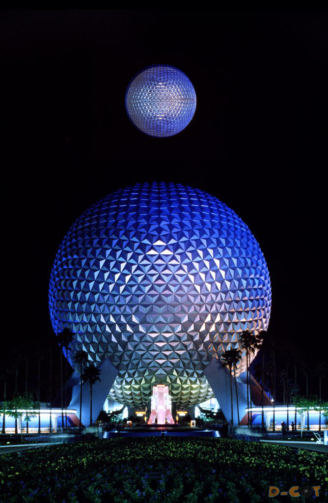 SSE over Spaceship Earth