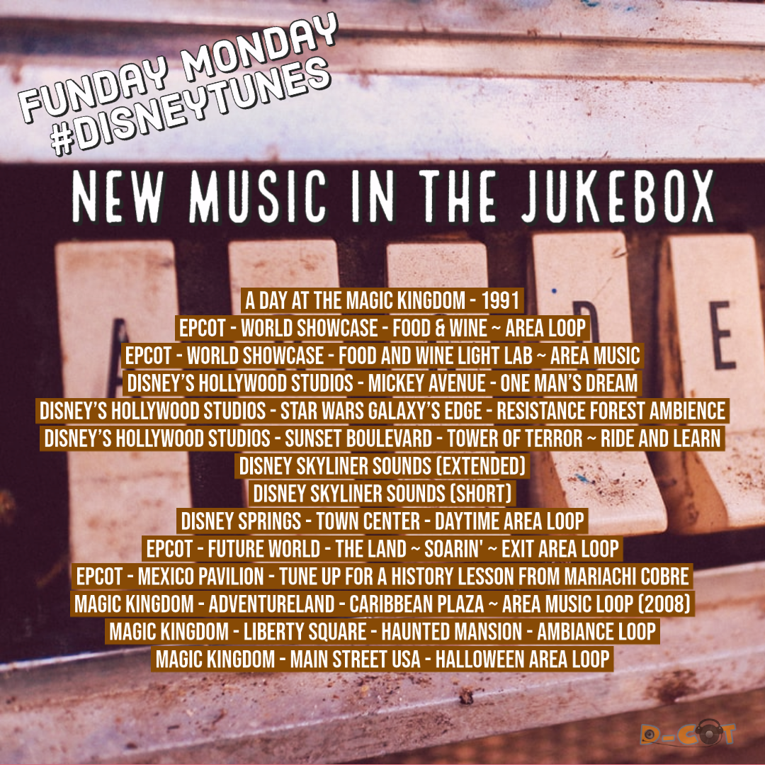 New Music in the Jukebox