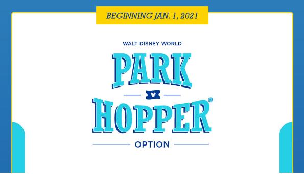 Park Hopper at WDW